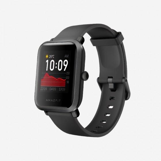 Smartwatch schwarz